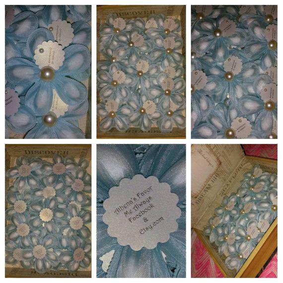 Confetti Girl/Boy Baby Shower favor Bridal by AthenasFavorMeAlways