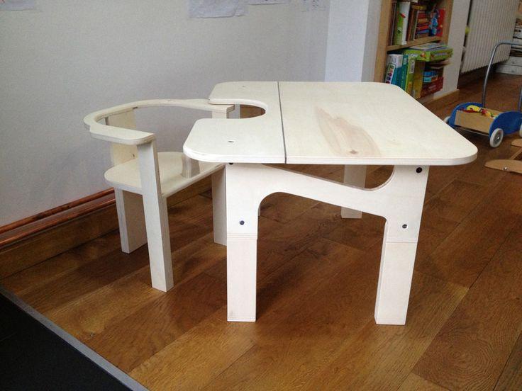 Les 25 meilleures id es de la cat gorie table et chaise for Table et chaise pour enfants