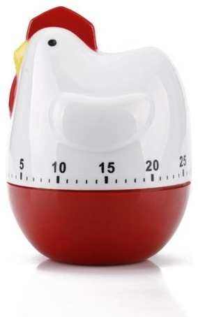Chicken kitchen timer   this would look great in my kitchen