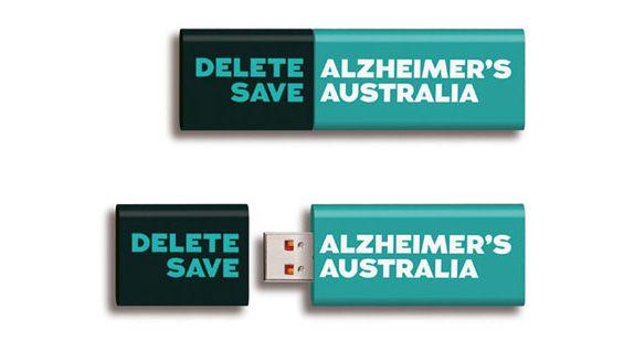 Alzheimer's Australia Logo and Identity