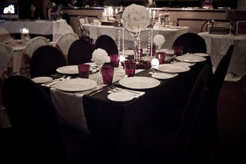 #martiniglassvase #vase #candles #roses #roseball #crystals