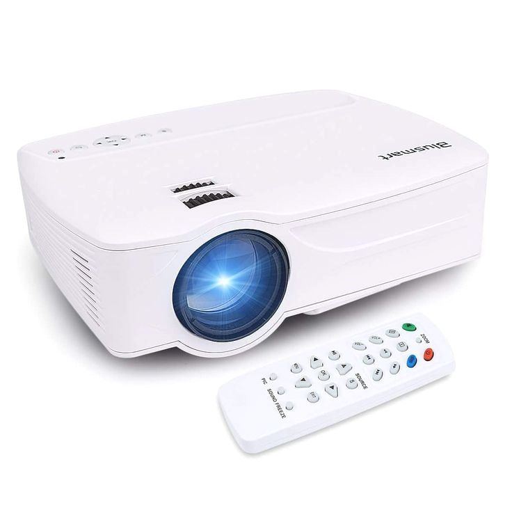 Mini projectors are the currently preferred electronics