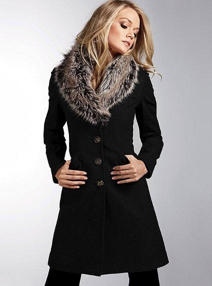Faux-fur Collar Coat #VictoriasSecret http://www.victoriassecret.com/clothing/jackets-and-coats/faux-fur-collar-coat?ProductID=9329=OLS?cm_mmc=pinterest-_-product-_-x-_-x