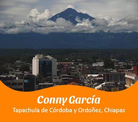 Tapachula de Córdoba y Ordoñez, Chiapas por Conny García.
