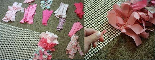 É uma ótima maneira de ensinar como reciclar roupas velhas e como transformar em algo fofo, útil e divertido.