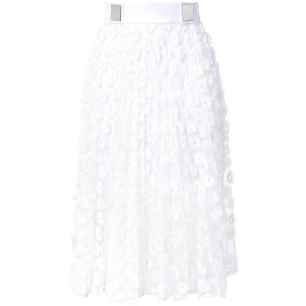 Best 10  Eyelet skirt ideas on Pinterest | White eyelet skirt ...