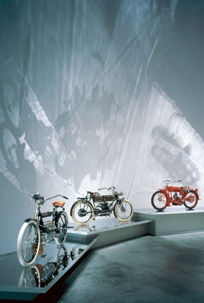 Art of Motorcycle at the Guggenheim #Vegas #LV #LuceGroup #lighting # & 40 best Luce Group images on Pinterest | Light design Lighting ...