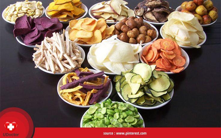 Makanan berserat membantu penurunan berat badan lebih cepat karena bisa mengeluarkan 'sampah' metabolisme tubuh. #UDoctorFacts