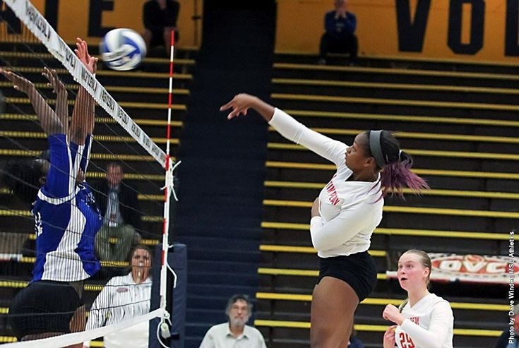 Logan Carger, Ashley Slay lead APSU Volleyball to OVC Tournament win over Tennessee State