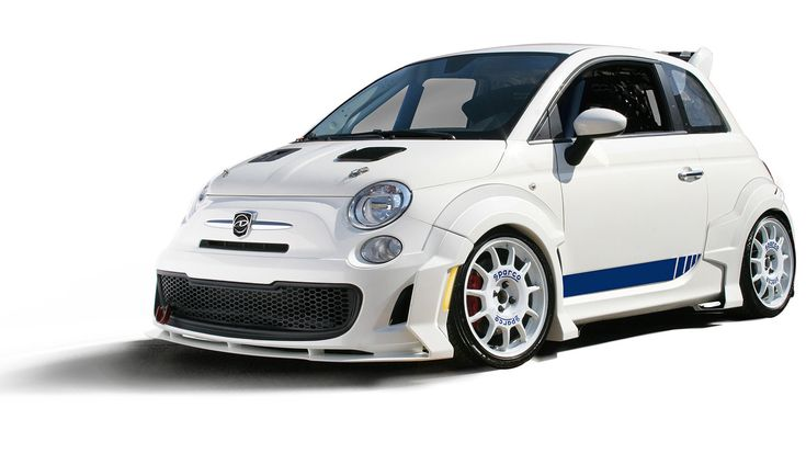 Our new #Fiat 500 #Abarth Body Kit! 500|SPEEDLAB
