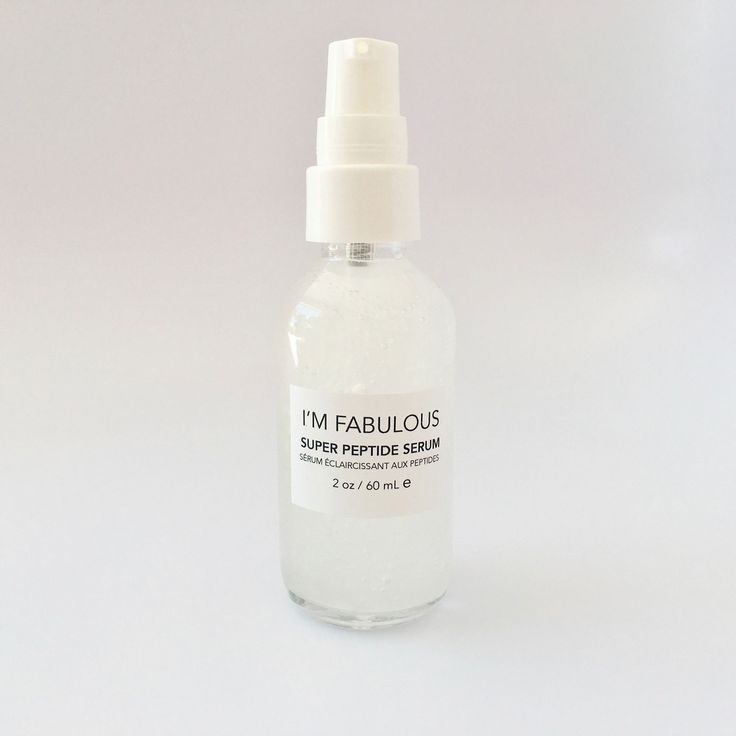 Super Peptide Anti aging Serum with Fast Action Brightening