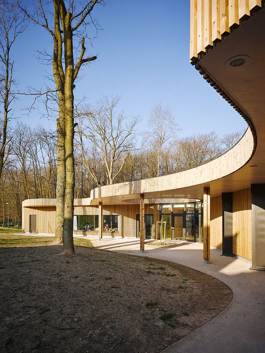 Children's House / MU Architecture,© David Foessel Photography