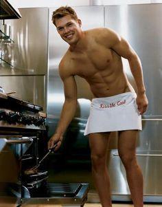 sexy food man - Google Search
