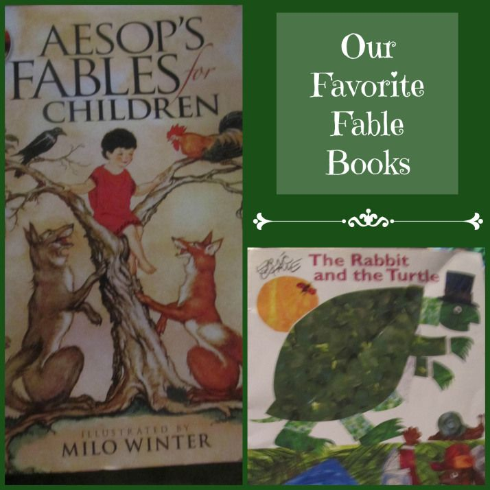 Our Favorite Fable Books