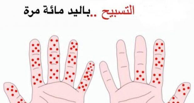 تعرف على فوائد التسبيح بالأصابع Oumhidaya Peace Gesture Peace