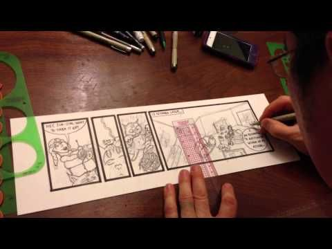 How to make a comic with your kids