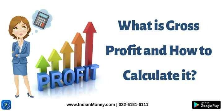 What Is Gross Profit And How To Calculate It Cost Of Goods Sold
