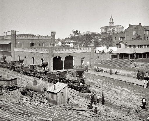 Battle of Nashville 1864