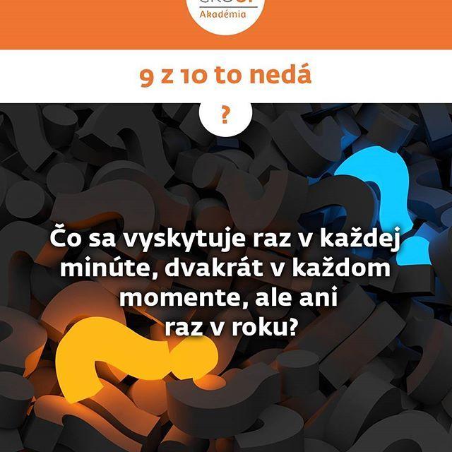 Je piatok, myslí to ešte niekomu? www.zfpa.sk/9-z-10-neda/ #zfp #zfpakademia #logika #slovensko #vzdelavanie #akademia #otazka #mysli #piatok #zfpgroup #slovakia #9z10toneda
