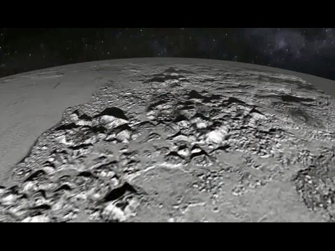 Latest Pluto Flyby Photos 2015-07-17 NASA New Horizons News Conference /...