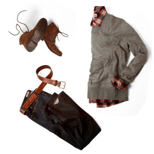 Perfection for fall. Things I like about this outfit: everything