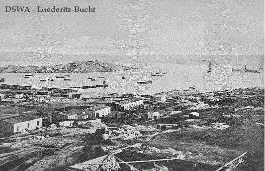 Luederitzbay - Deutsch-Südwestafrika – Wikipedia