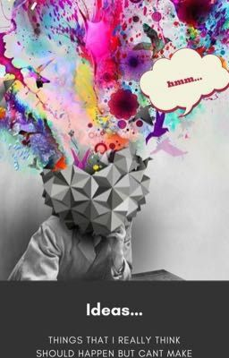 "I just posted ""Idea 1: writers con"" for my story ""Ideas "". http://my.w.tt/UiNb/HB7DuDSeXE"