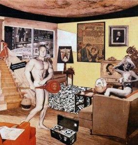 En 1957, le plasticien anglais Richard Hamilton définissait ainsi le Pop Art naissant: « Populaire, éphémère, jetable, bon marché, produit en masse, jeune, spirituel, sexy, plein d'astuces, enchanteur et qui rapporte gros. (popular, transient, expendable,...