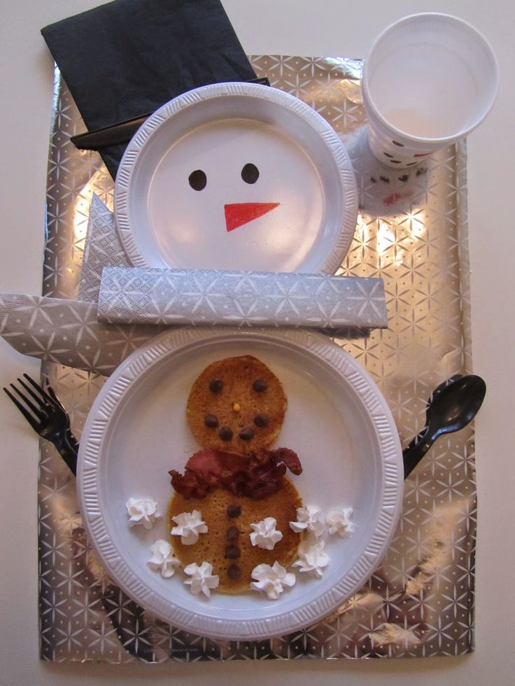 Livin' Life With Style : How to host a Snowman Breakfast!