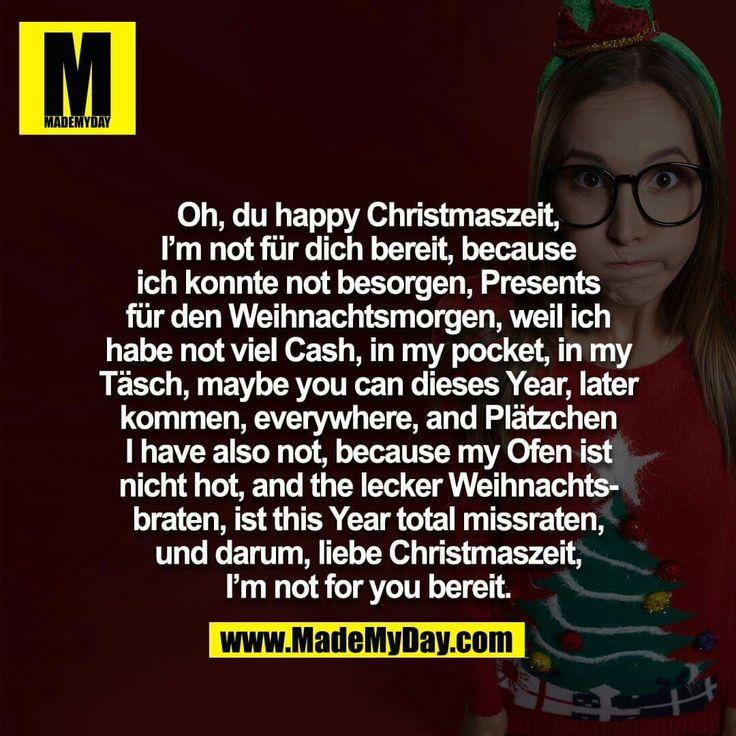 Pin Von Andrea Auf Humor Weihnachtsgedicht Lustig Witzige Weihnachtsspruche Witzige Spruche