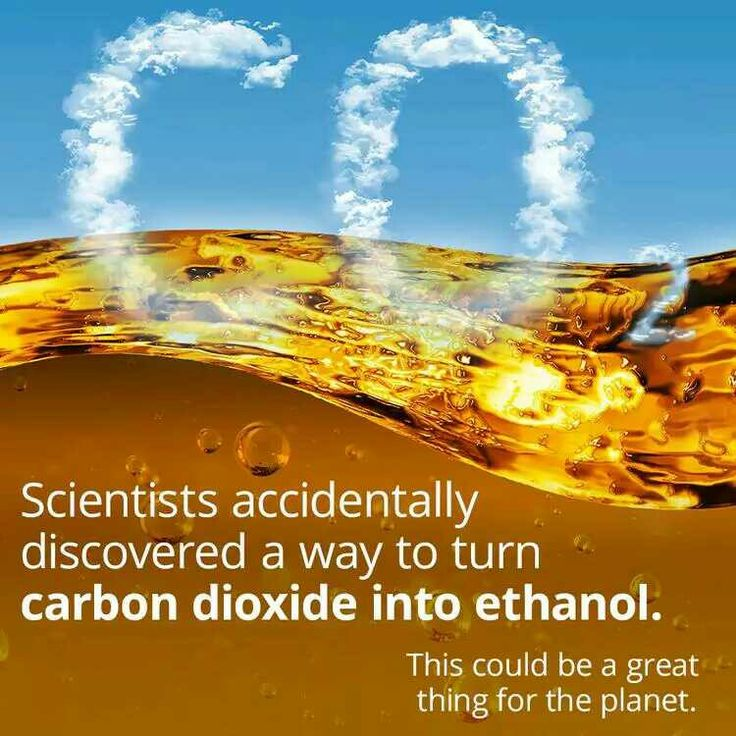 CO2 to ethanol