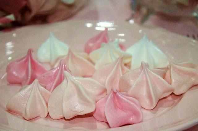 La cosa mas dulce: Merenguitos (paso a paso) | Cocinar en casa es facilisimo.comy