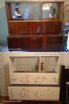 переделка старой мебели | Страна Мастеров