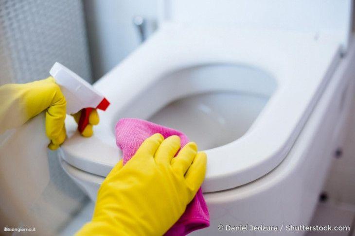 Trucchi per avere un bagno sempre pulito e profumato
