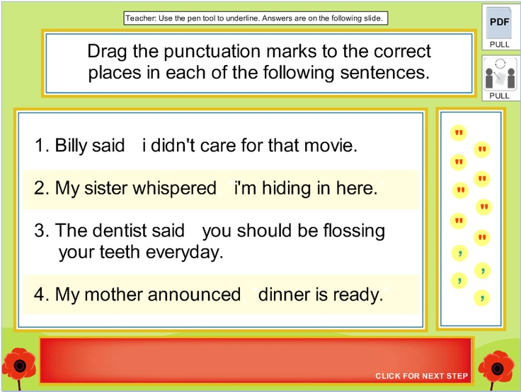 17 Best images about Grammar: Quotations on Pinterest | Anchor ...