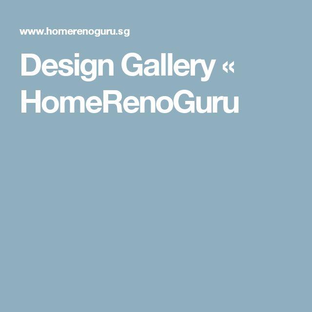 Design Gallery « HomeRenoGuru
