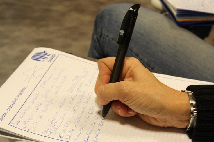 Le lezioni teoriche proposte in aula e tenute da docenti estremamente preparati.