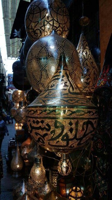 Khan el khalily market Cairo