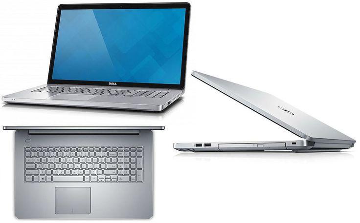 "Dell 17R 7746 5th Gen i7-5500U 16GB RAM 1TB HDD 17.3"" FHD Touch 2GB Nvidia"