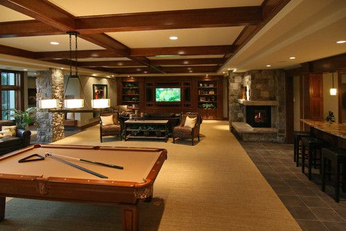 Basement Design Pictures Remodel Decor And Ideas Page 3 For The Home Pinterest