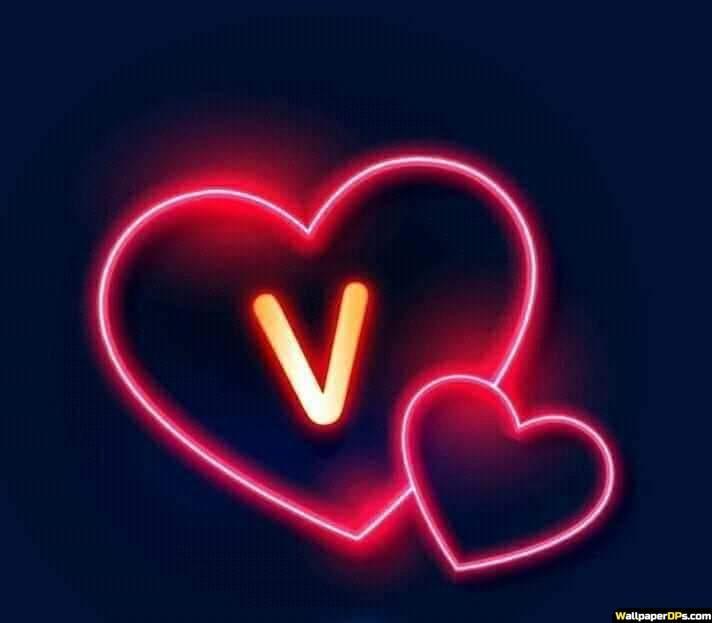 V S Name Love Wallpaper Game Wallpaper