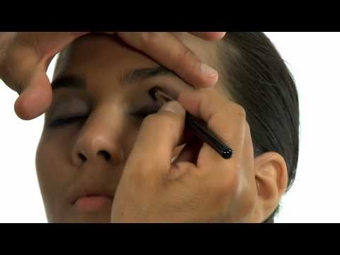 Video tutorial make-up_LOOK SMOKY VIOLET YVES ROCHER