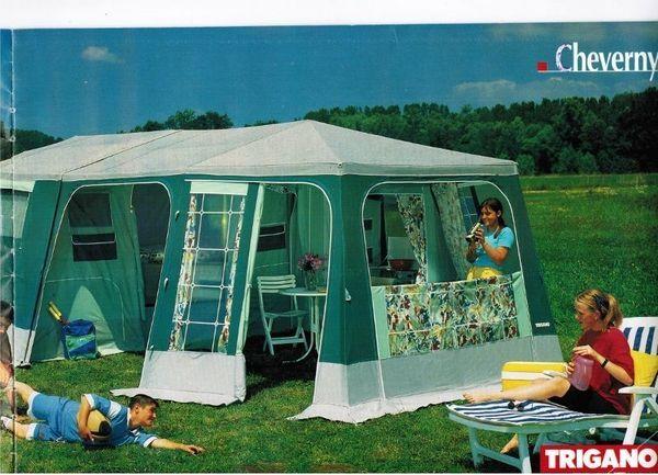 Caravane AUTRES occasion - Pliante - 5 places - 1996 - 2300 € - Tours (Indre-et-Loire) WV149641300