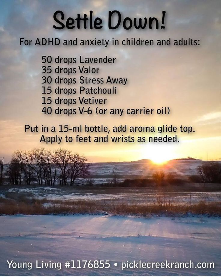 Young Living -ADHD