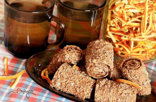 Пастила ореховая от Анны Старцевой