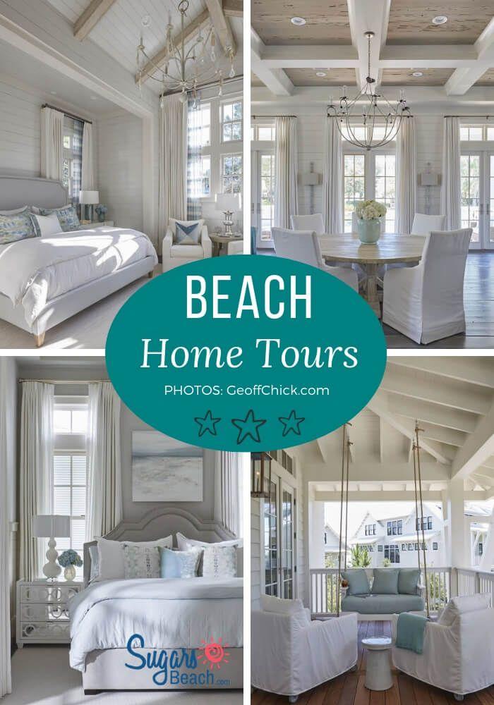 Santa Rosa Beach House Tour Santa Rosa Beach 30a Beach House Tour Dream House Ideas Kitchens Beach House