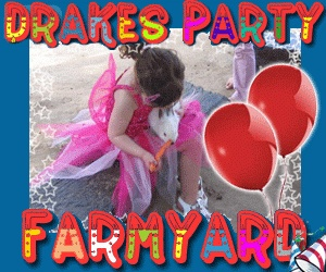 Drakes Party Farmyard