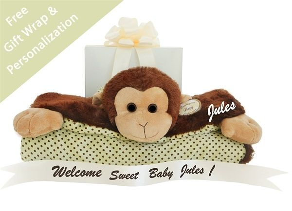 55 best blankets and lovies images on pinterest shower ideas my sweet dreams baby personalized baby belly blankets monkey http negle Images