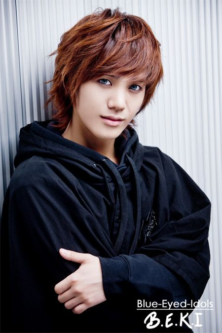BLUE EYED K-POP IDOLS: #236  Bang Cheolyong (Mir) - MBLAQ: AGAIN WITH THE FREAKING HOTNESS ... kill me now