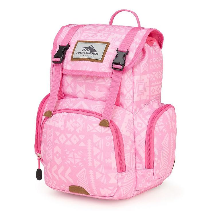 High Sierra Mini Emmett Backpack, Pink